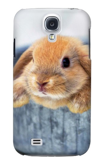 Printed Cute Rabbit Samsung Galaxy S4 mini Case