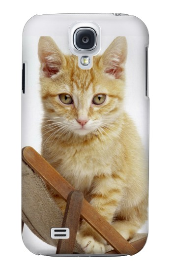 Printed Kitty Cat Samsung Galaxy S4 mini Case