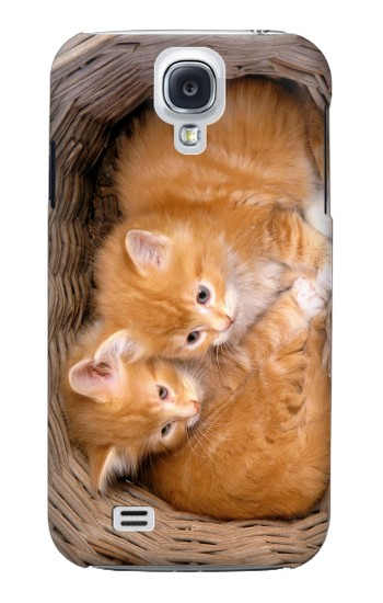 Printed Two Kitty Cat Samsung Galaxy S4 mini Case