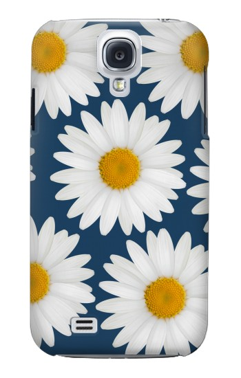 Printed Daisy Blue Samsung Galaxy S4 mini Case