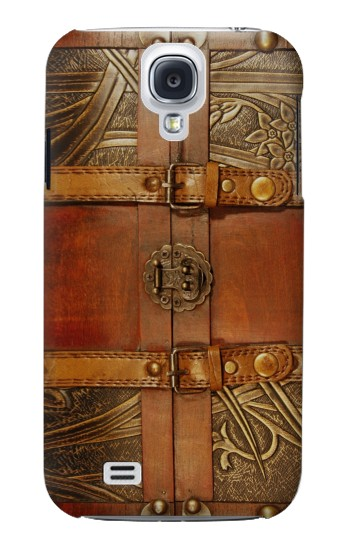 Printed Treasure Chest Samsung Galaxy S4 mini Case