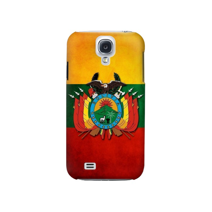 Printed Bolivia Flag Samsung Galaxy S4 mini Case