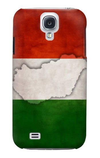 Printed Hungary Flag Samsung Galaxy S4 mini Case
