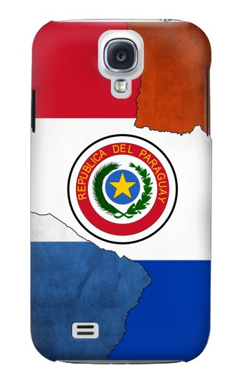 Printed Paraguay Flag Samsung Galaxy S4 mini Case