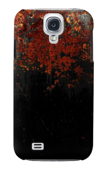 Printed Rusted Metal Texture Samsung Galaxy S4 mini Case