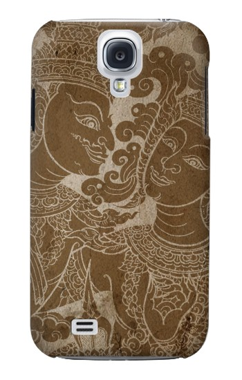 Printed Thai Traditional Art Samsung Galaxy S4 mini Case