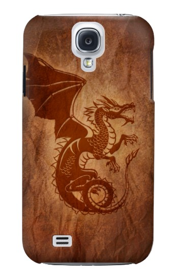 Printed Red Dragon Tattoo Samsung Galaxy S4 mini Case