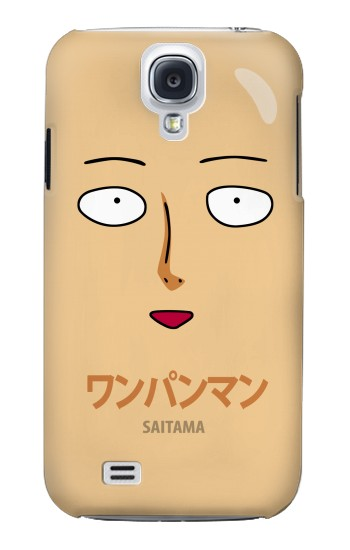 Printed Saitama One Punch Man Samsung Galaxy S4 mini Case