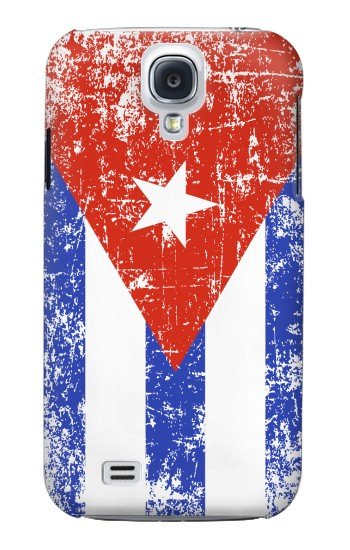 Printed Cuba Flag Samsung Galaxy S4 mini Case