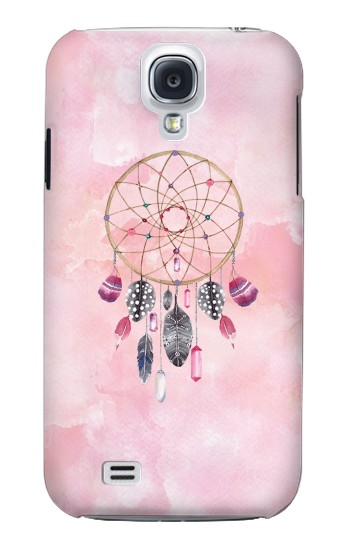 Printed Dreamcatcher Watercolor Painting Samsung Galaxy S4 mini Case
