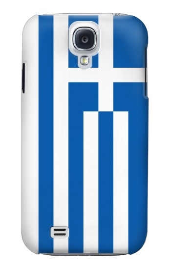 Printed Flag of Greece Samsung Galaxy S4 mini Case