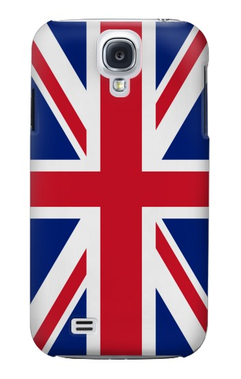 Printed Flag of The United Kingdom Samsung Galaxy S4 mini Case