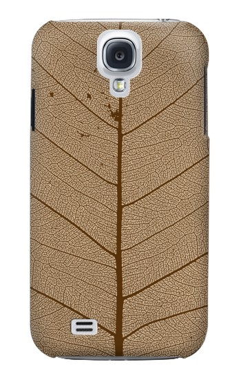 Printed Skeleton Leaf Printed Samsung Galaxy S4 mini Case