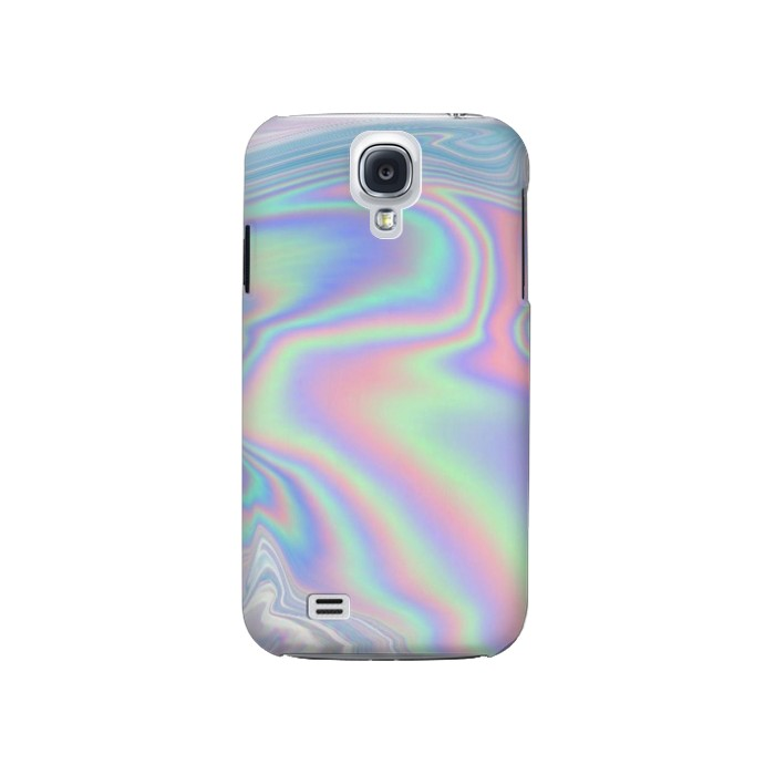 Printed Pastel Holographic Photo Printed Samsung Galaxy S4 mini Case