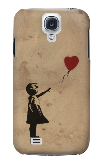 Printed Girl Heart Out of Reach Samsung Galaxy S4 mini Case