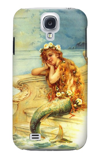 Printed Little Mermaid Painting Samsung Galaxy S4 mini Case