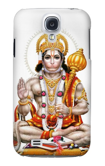 Printed Lord Hanuman Chalisa Hindi Hindu Samsung Galaxy S4 mini Case