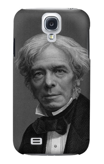 Printed Michael Faraday Samsung Galaxy S4 mini Case