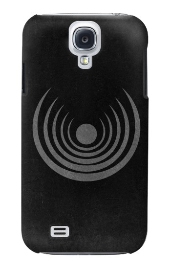 Printed Moon Luna Symbol Samsung Galaxy S4 mini Case