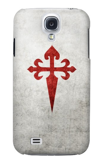 Printed Order of Santiago Cross of Saint James Samsung Galaxy S4 mini Case