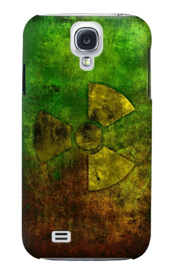 Printed Radioactive Symbol Samsung Galaxy S4 mini Case