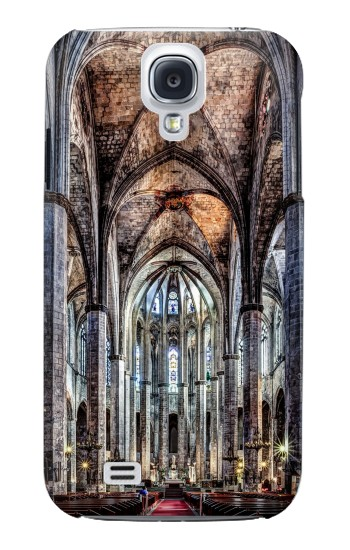 Printed Santa Maria Del Mar Cathedral Samsung Galaxy S4 mini Case