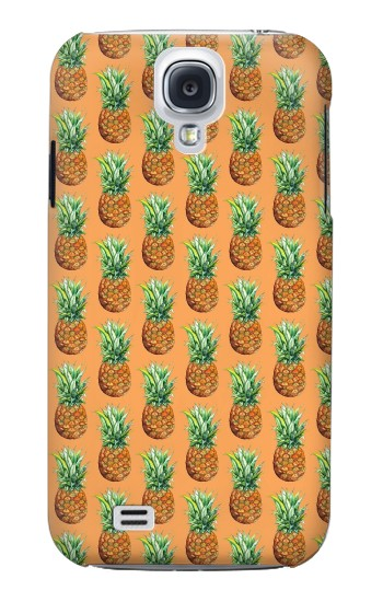 Printed Pineapple Pattern Samsung Galaxy S4 mini Case