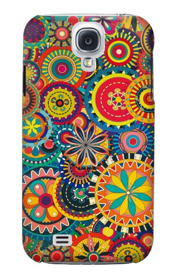 Printed Colorful Pattern Samsung Galaxy S4 mini Case