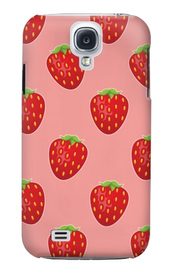 Printed Strawberry Fruit Pattern Samsung Galaxy S4 mini Case