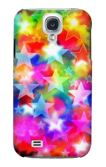 Printed Colourful Disco Star Samsung Galaxy S4 mini Case