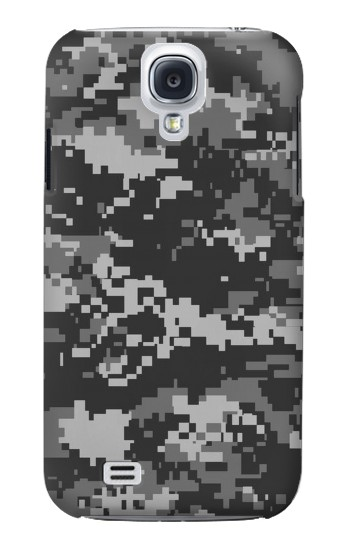 Printed Urban Black Camouflage Samsung Galaxy S4 mini Case