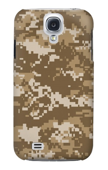 Printed Army Camo Tan Samsung Galaxy S4 mini Case