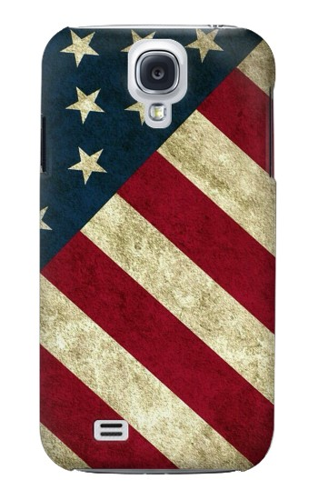 Printed US National Flag Samsung Galaxy S4 mini Case