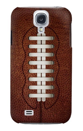 Printed Leather Vintage Football Samsung Galaxy S4 mini Case