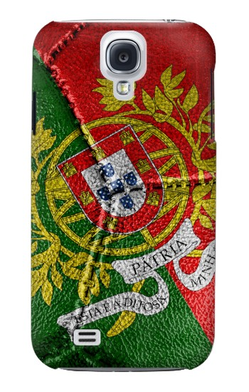 Printed Portugal Flag Vintage Football 2018 Samsung Galaxy S4 mini Case