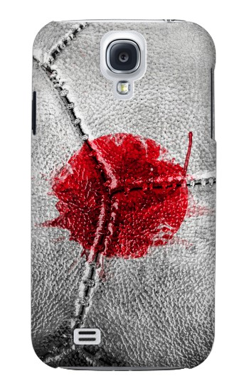 Printed Japan Flag Vintage Football 2018 Samsung Galaxy S4 mini Case