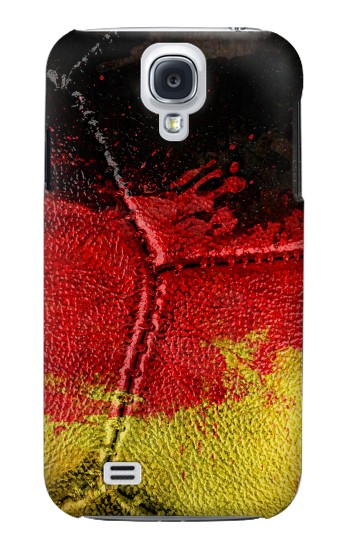 Printed Germany Flag Vintage Football 2018 Samsung Galaxy S4 mini Case