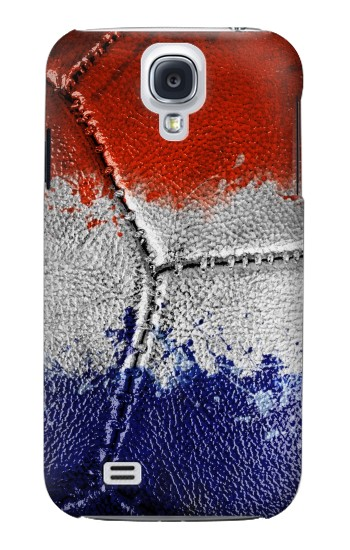 Printed France Flag Vintage Football 2018 Samsung Galaxy S4 mini Case