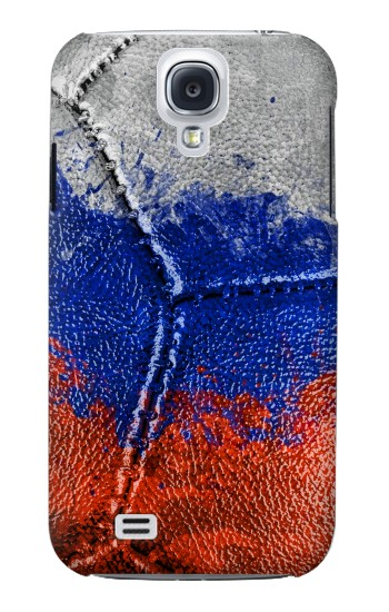 Printed Russia Flag Vintage Football 2018 Samsung Galaxy S4 mini Case