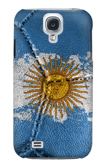 Printed Argentina Flag Vintage Football 2018 Samsung Galaxy S4 mini Case