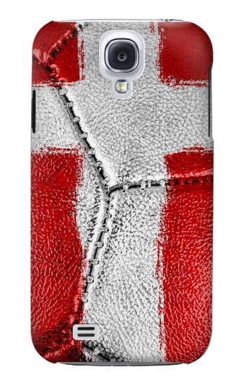 Printed Denmark Flag Vintage Football 2018 Samsung Galaxy S4 mini Case