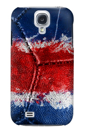 Printed Costa Rica Flag Vintage Football 2018 Samsung Galaxy S4 mini Case