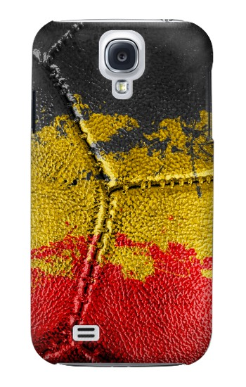 Printed Belgium Flag Vintage Football 2018 Samsung Galaxy S4 mini Case