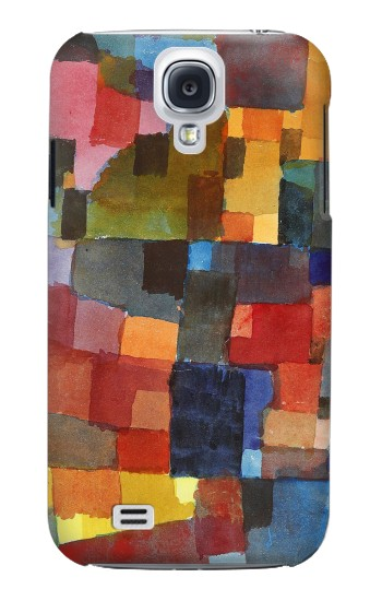Printed Paul Klee Raumarchitekturen Samsung Galaxy S4 mini Case