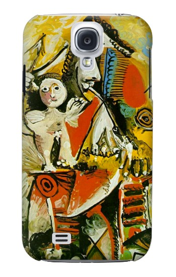 Printed Picasso Painting Cubism Samsung Galaxy S4 mini Case