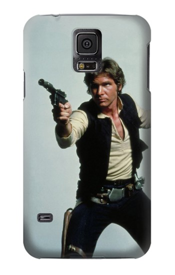 Printed Han Solo Samsung Galaxy S5 mini Case