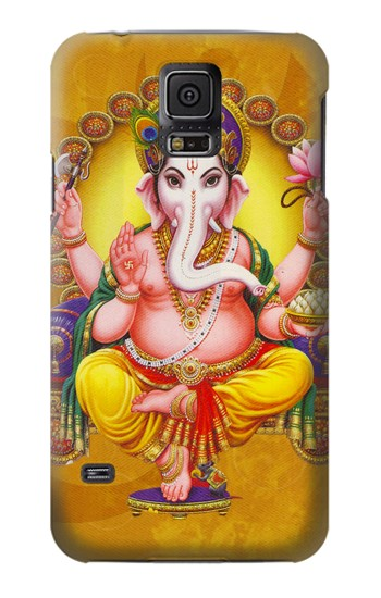 Printed Lord Ganesh Hindu God Samsung Galaxy S5 mini Case