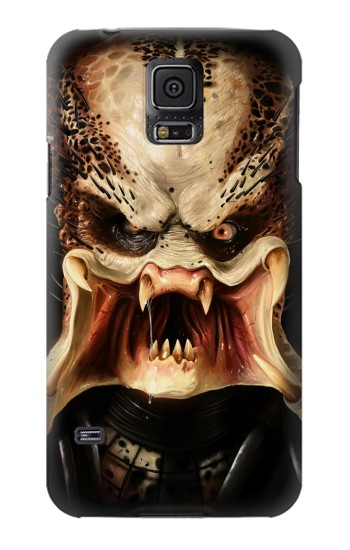 Printed Predator Face Samsung Galaxy S5 mini Case