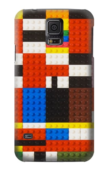 Printed Brick Toy Lego Graphic Printed Samsung Galaxy S5 mini Case