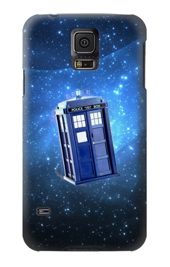 Printed Doctor Who Tardis Samsung Galaxy S5 mini Case